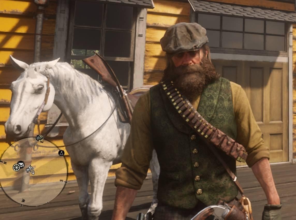 Show us your Arthur - Red Dead Redemption 2 - RDR2 org Forums