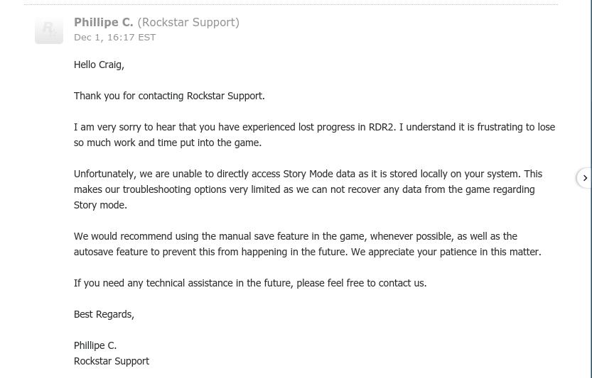 I'm in tears        - Red Dead Redemption 2 - RDR2 org Forums