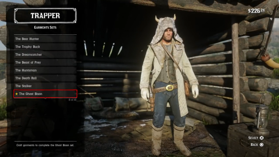 What's Your Favorite Trapper Outfit? - Red Dead Redemption 2 - RDR2