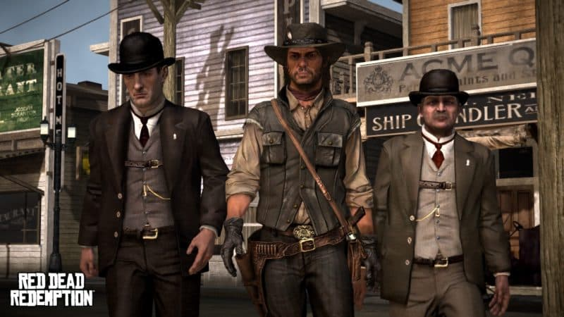 Image result for rdr 1 ross
