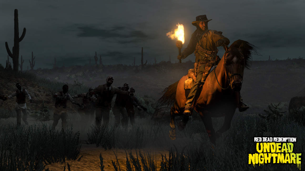 Red Dead Redemption 2's Possible Take On Undead Nightmare