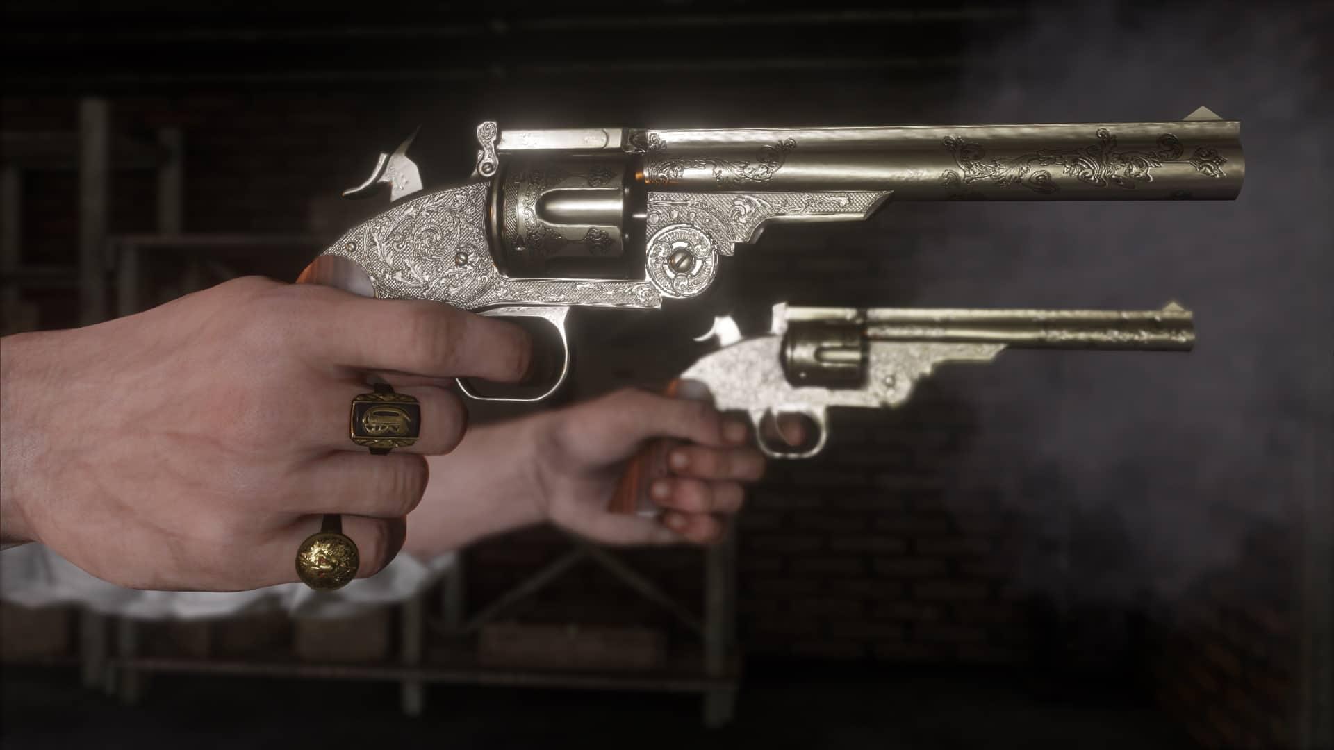 Cattleman Revolver Red Dead Redemption 2 Wiki Rdr2org