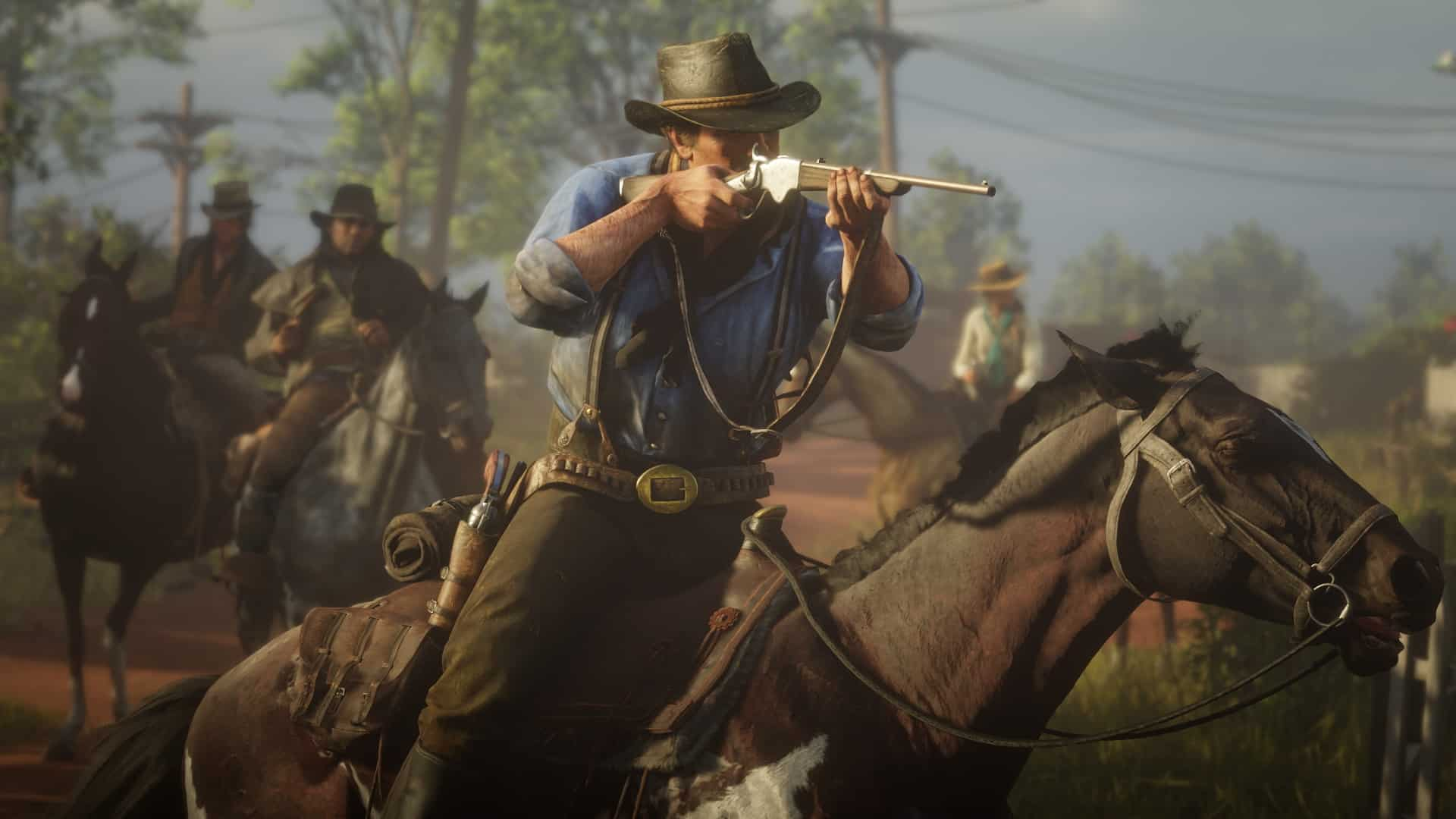 Red Dead Redemption 2 All Weapons Locations Guide