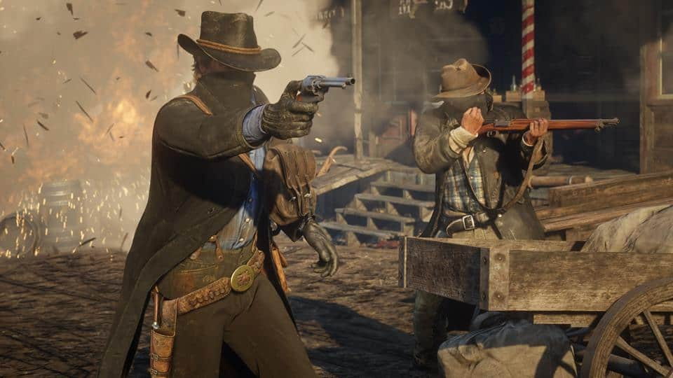 Red Dead Redemption 2 - The New Trailer, In Pictures - RDR2 org