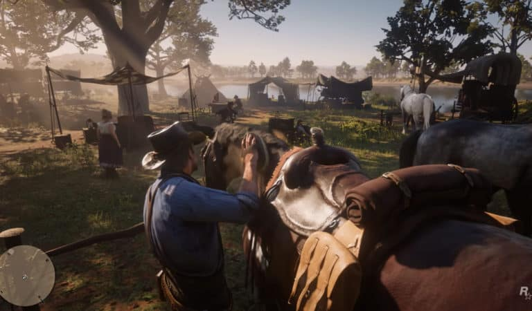 Red Dead Redemption 2 Media