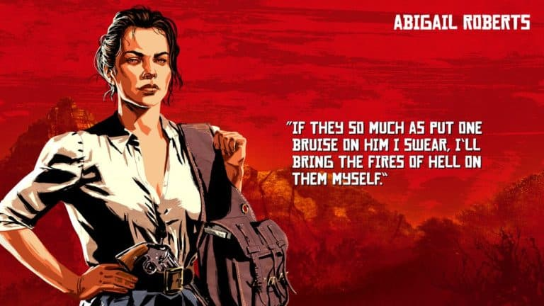 Abigail Roberts - Red Dead Redemption 2 Wiki - RDR2 org