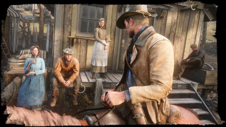Red Dead Redemption 2 Getting Launch Day Patch, Video Embargo