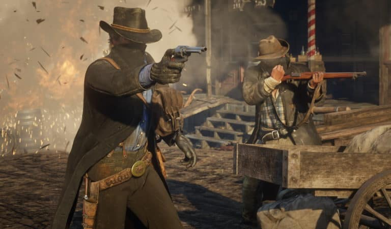 Red Dead Redemption 2 Robbery Guide
