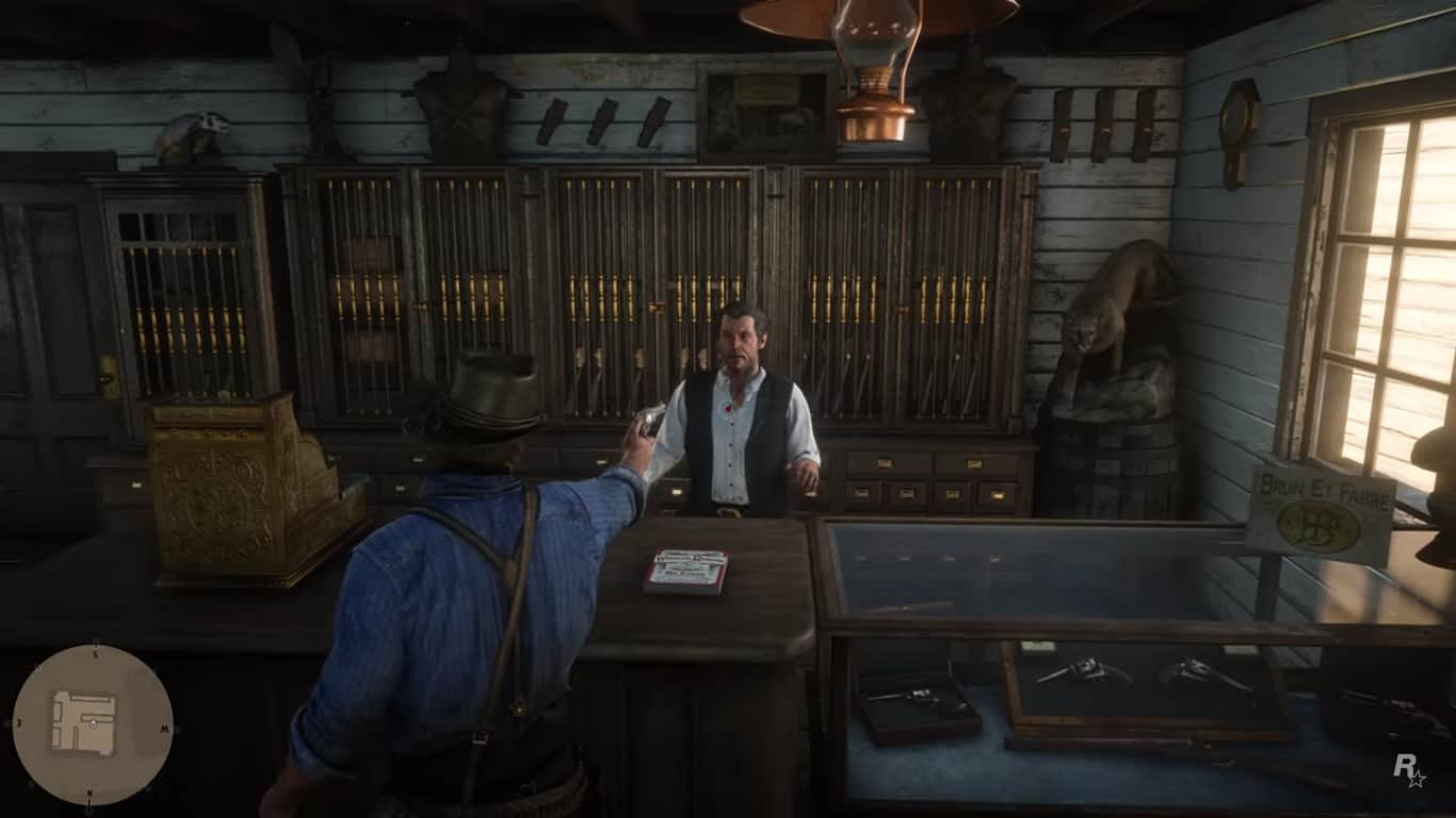 Red Dead Redemption 2 Runs Best On Xbox One X - RDR2 org