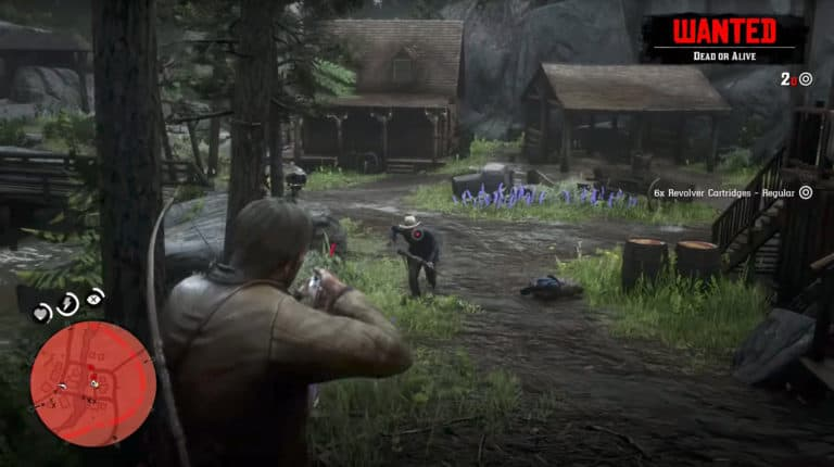 Red Dead Redemption 2 Cheats: Money, Weapons, Dead-Eye