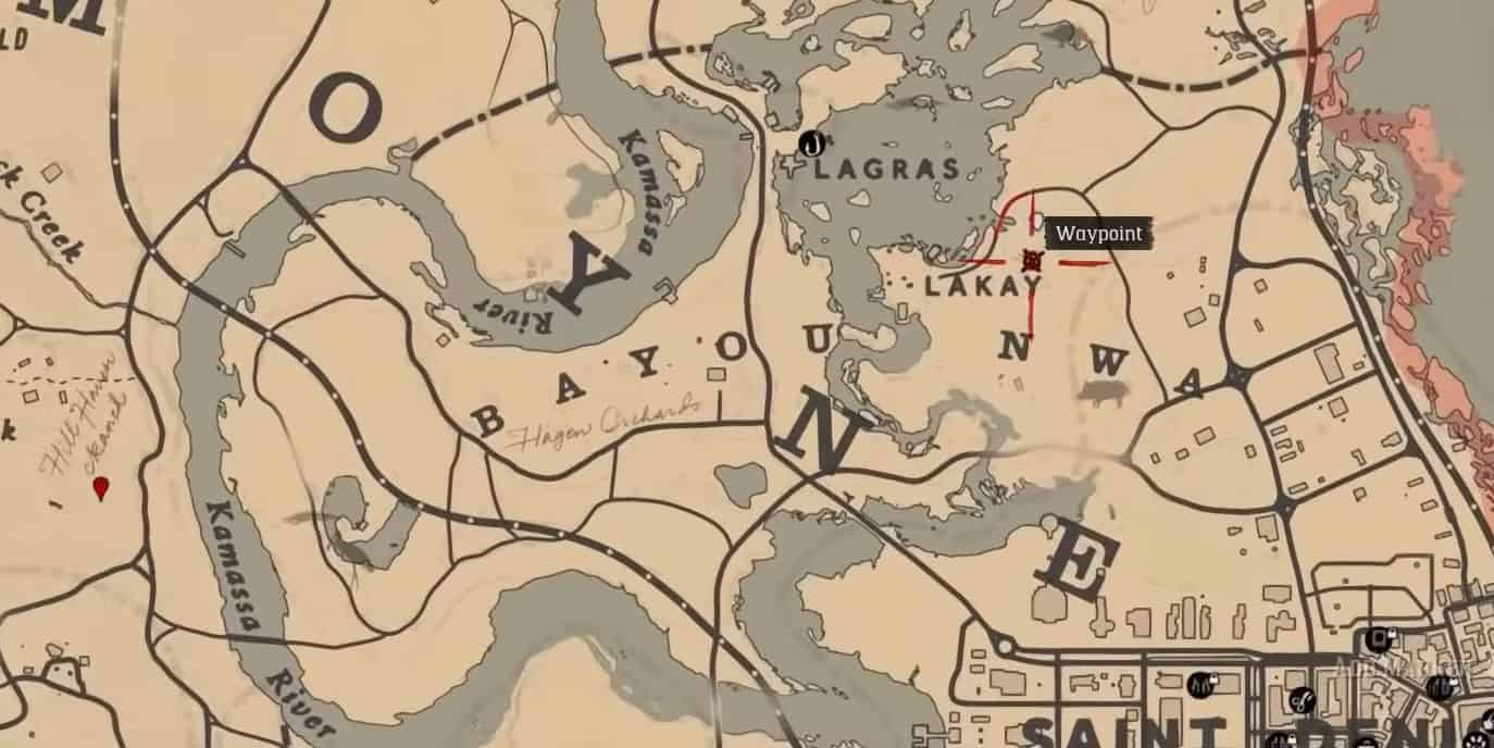 Red Dead Redemption 2 Easter Eggs - Page 3 of 4 - Red Dead
