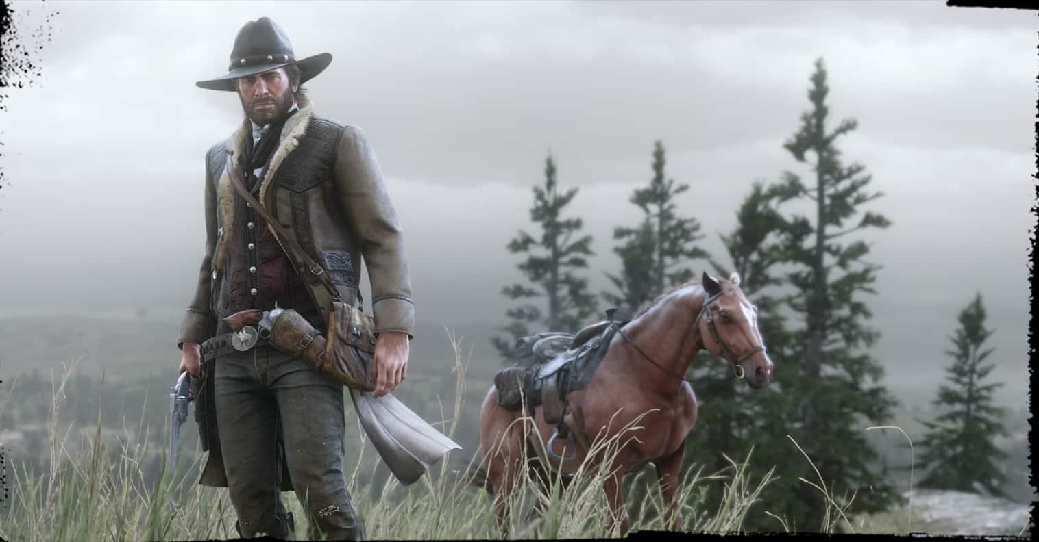 Red Dead Redemption 2 Clothing & Outfits - Red Dead