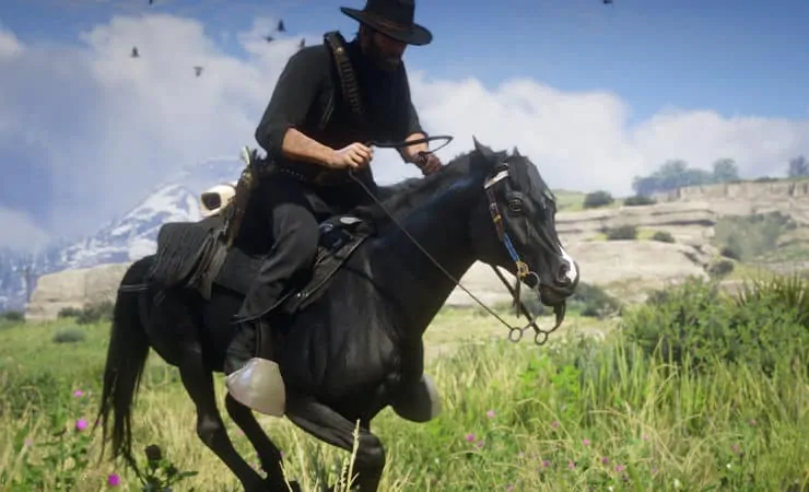 The Best Horse in RDR2 & Red Dead Online