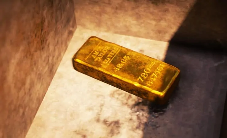 Red Dead Online Gold Bars Guide