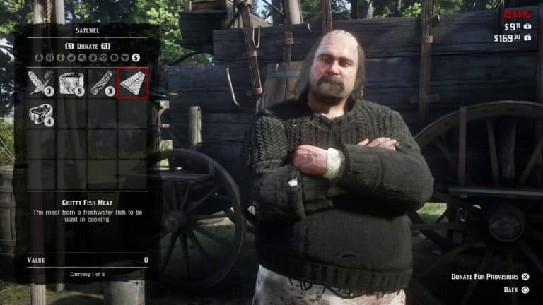 Red Dead Redemption 2 Pearson Crafting, Materials Guide