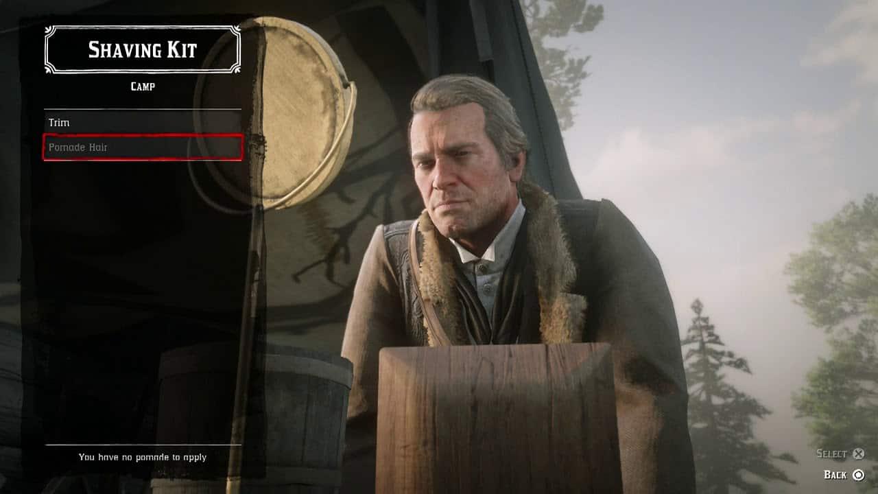 Hygiene Shaving In Red Dead Redemption 2 And Online Rdr2 Org