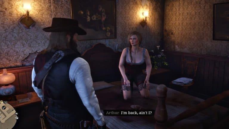 Rdr2 prostitution