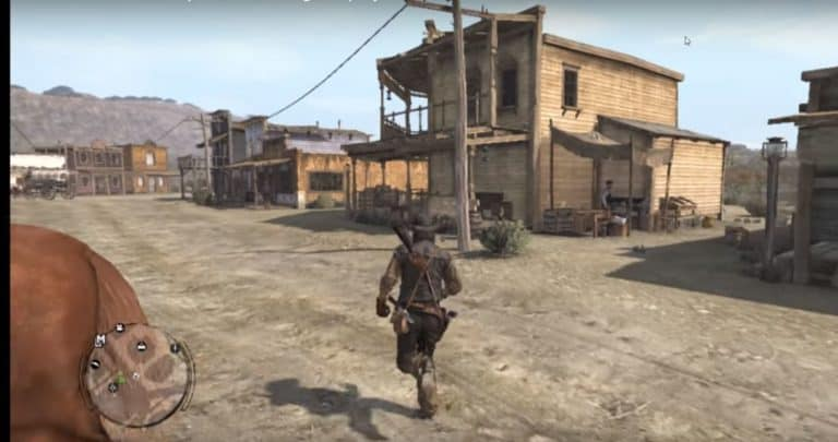 Red Dead Redemption Emulated On PC - RDR2 org