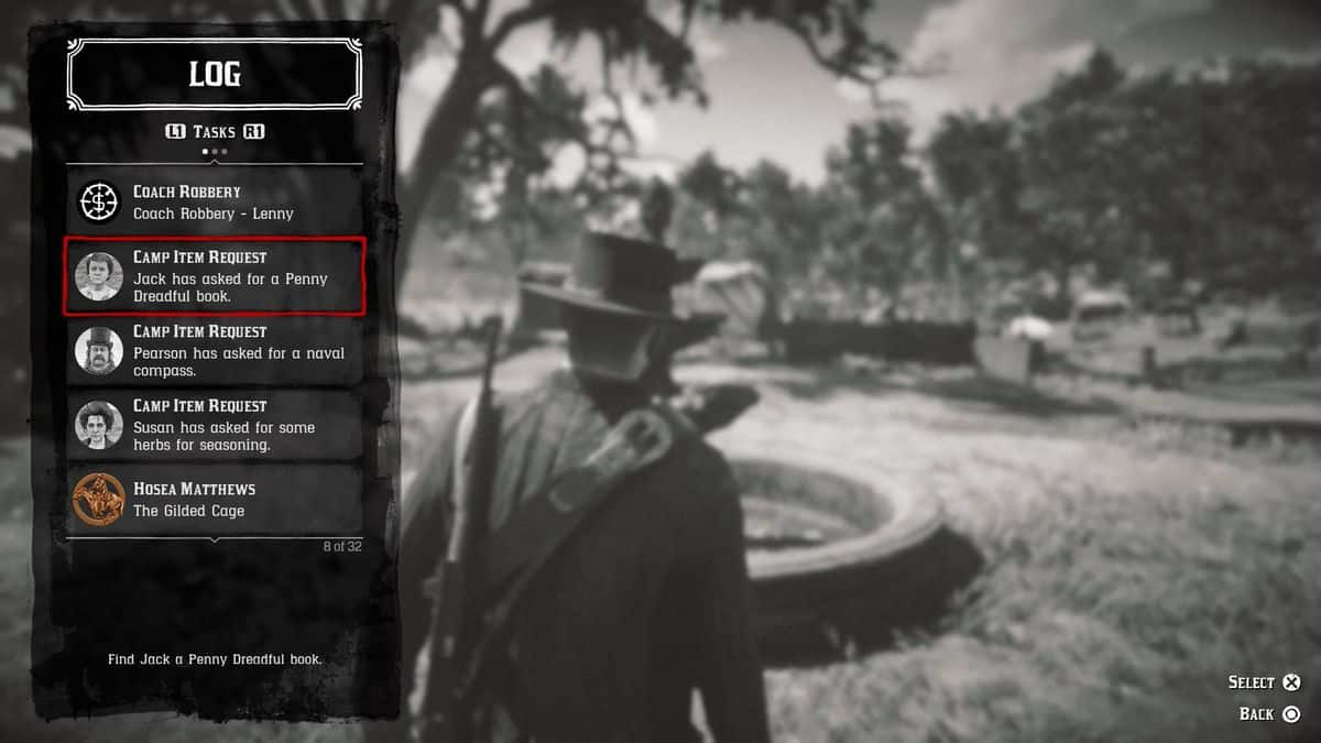 Item Requests Guide - RDR2 org