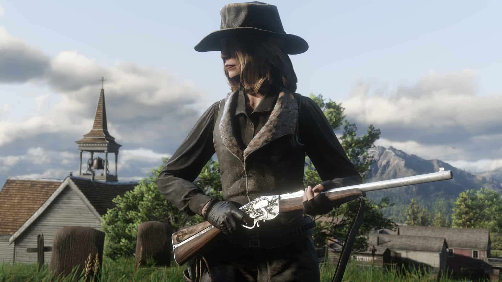 New Red Dead Redemption 2 Patch Quietly Released - RDR2 org