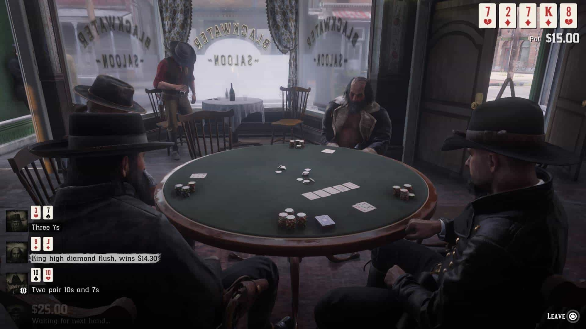 Rdr2 Poker