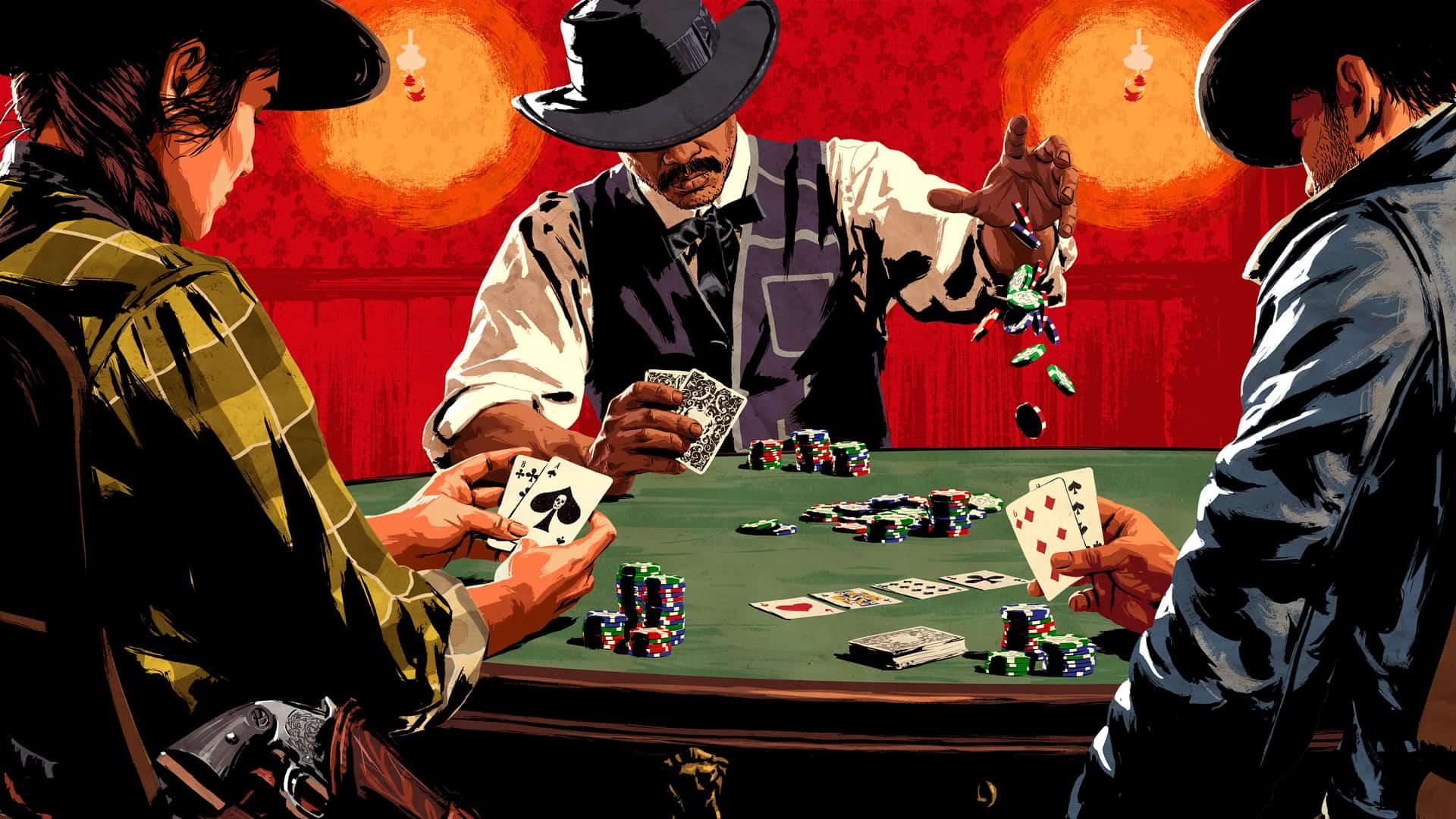 Red Dead Online Poker Guide - RDR2.org