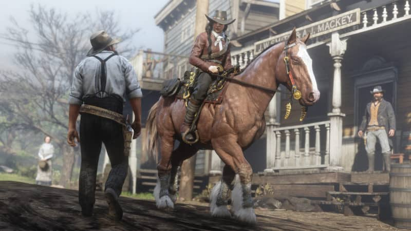 Red Dead Online: Frontier Pursuits Now Available - RDR2 org
