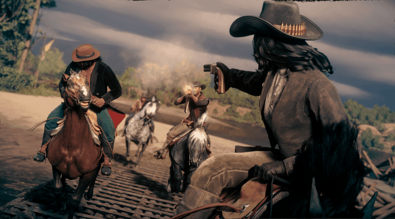 Red Dead Online Racing DLC Available Now - RDR2.org